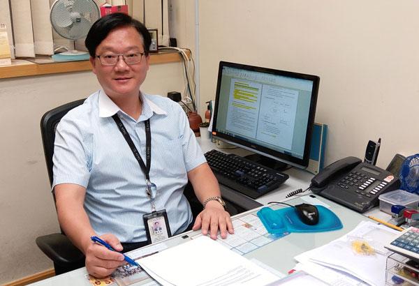 陳博士的辦公室