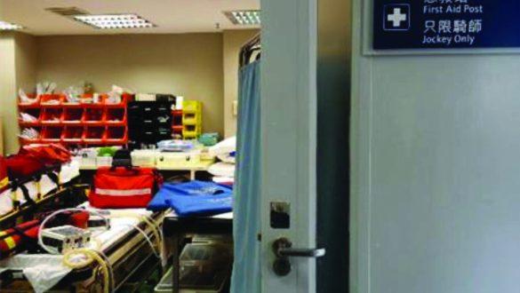 Medical Support Team in Jockey Club
