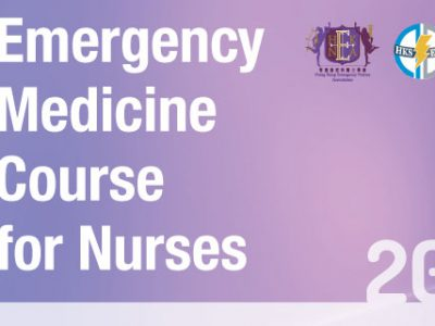 Emergency Medicine Course for Nurses 2019